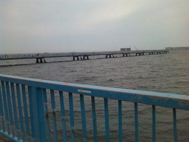本牧海釣り施設が台風被害から復活!部分再開しました!