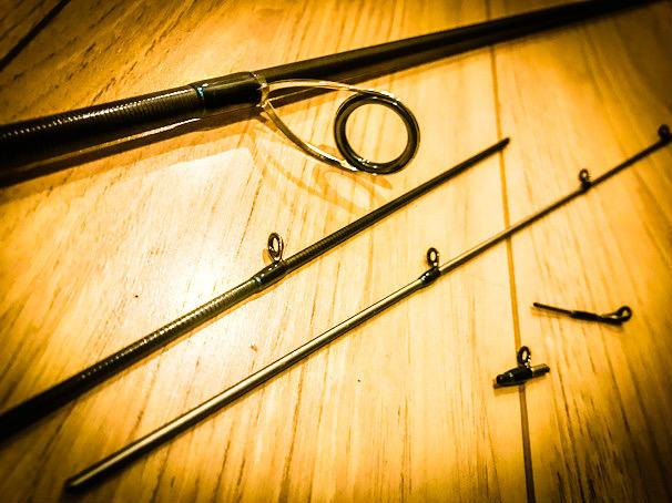 釣り竿が折れる原因とは?