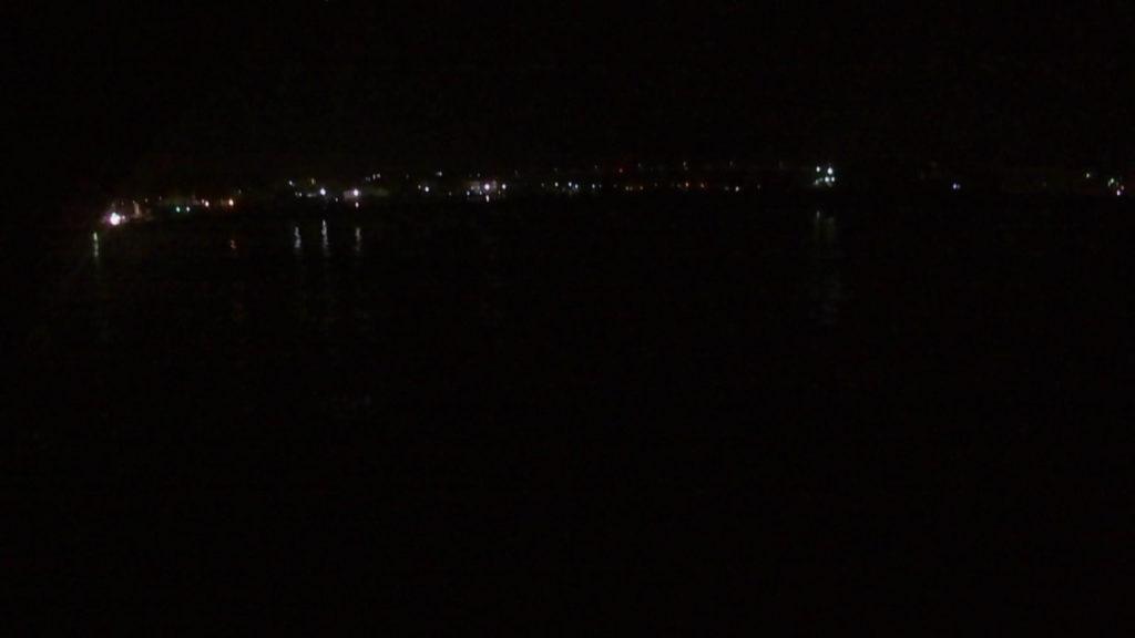 三浦半島の城ヶ島でエギング