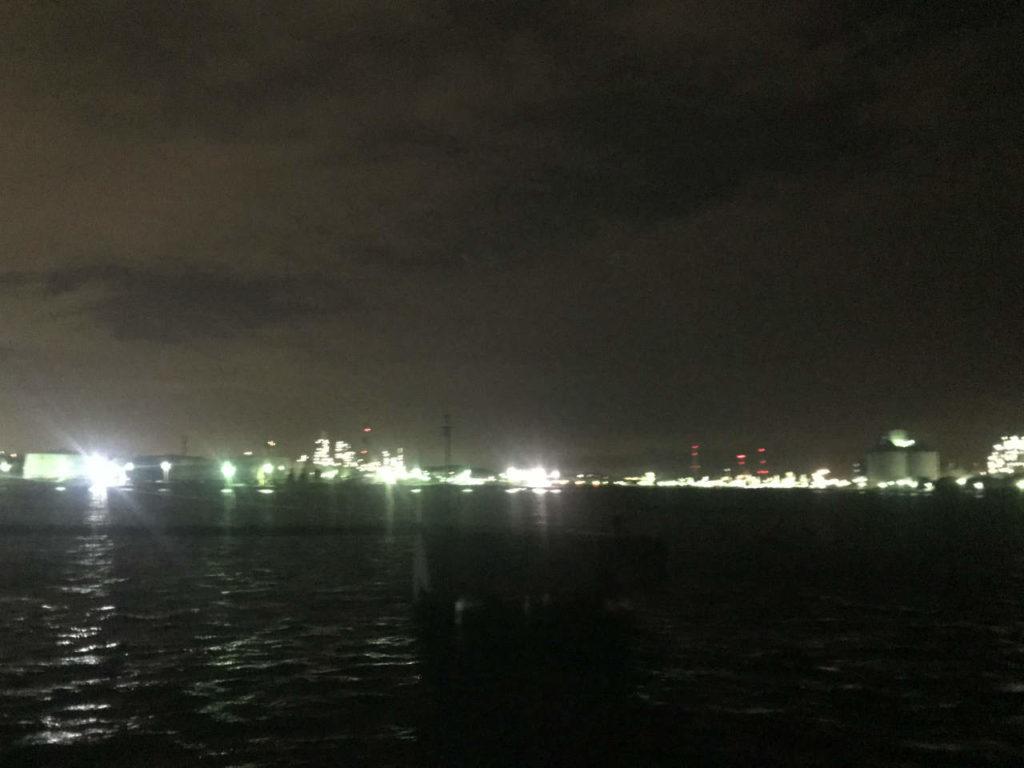 横浜アジングで豆