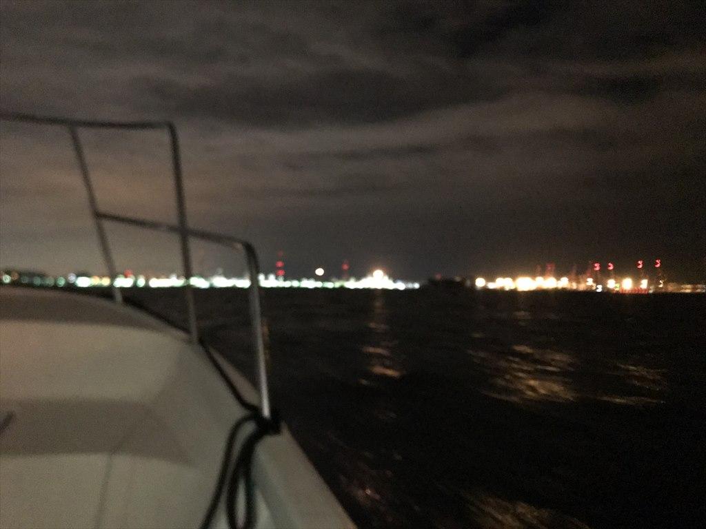 横浜ボートアジング大漁!