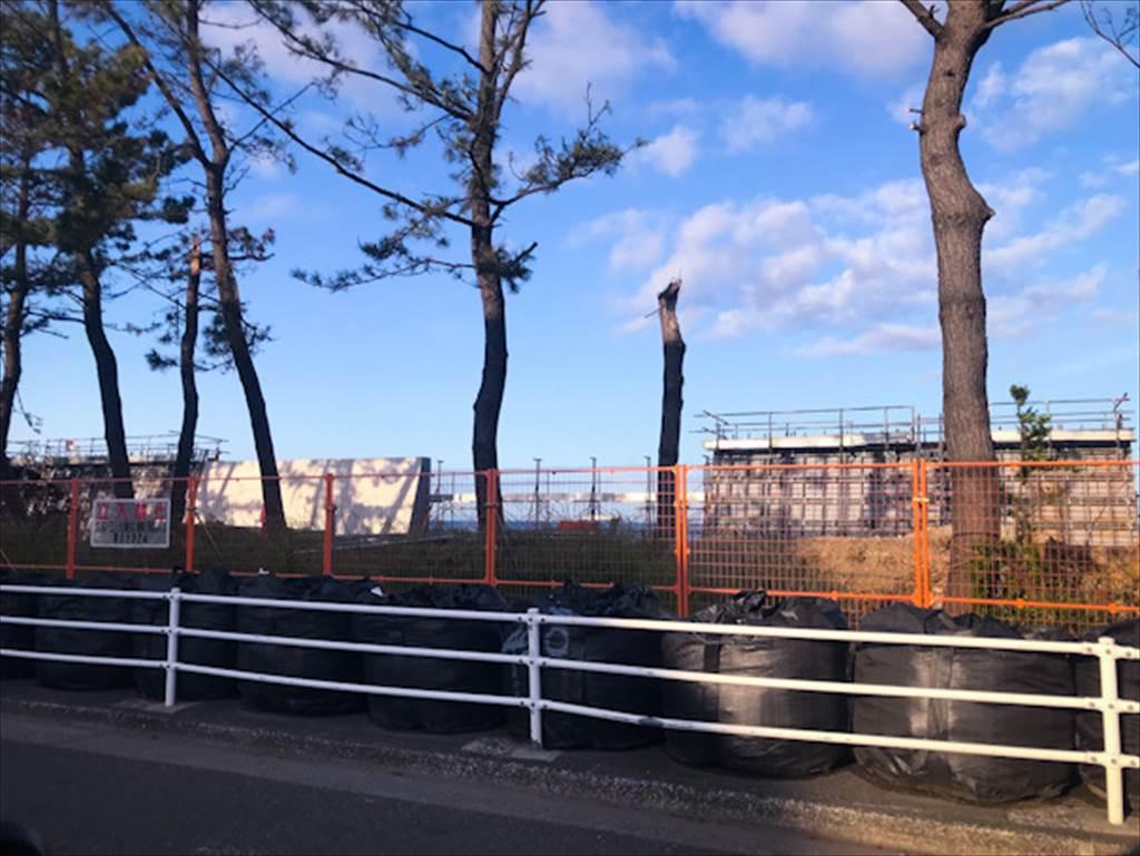 福浦岸壁の台風後の今と未来