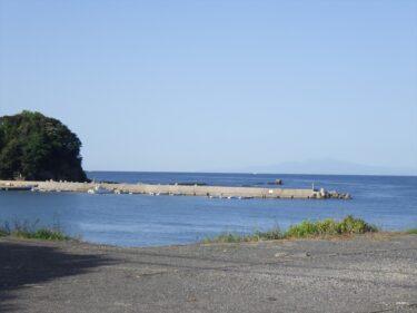 ゴールデンウィーク!釣りやキャンプの「穴場」と言われた三戸浜海岸の今は?