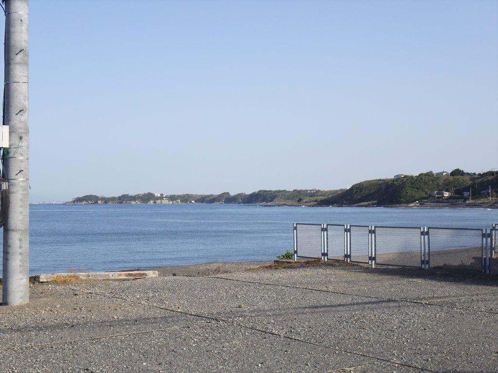 三戸浜の今