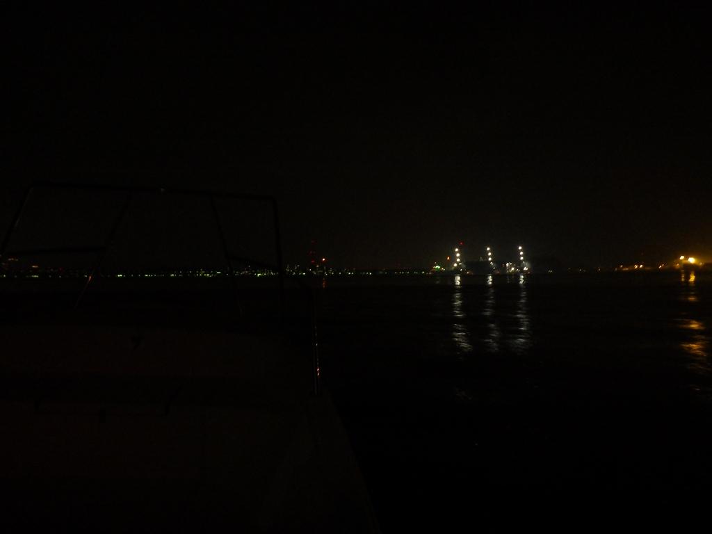 激渋の横浜ボートアジング