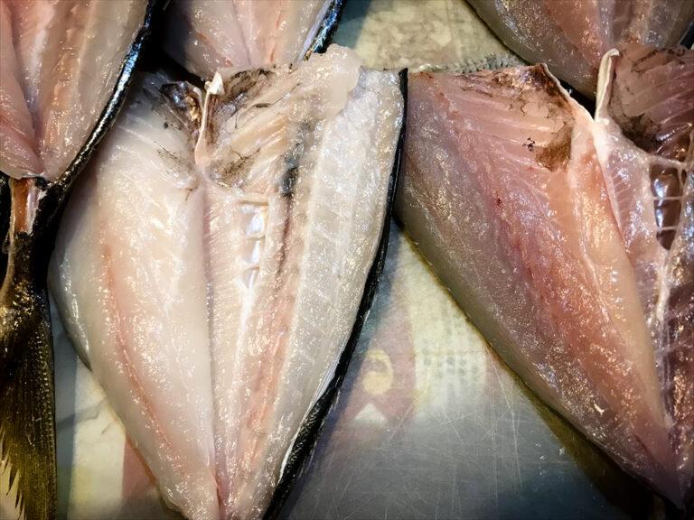 魚の病気?身が異常に真っ白でブヨブヨな魚