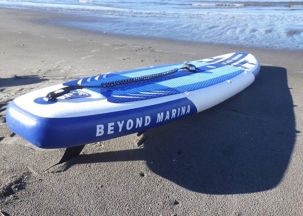 釣り用SUPは楽天ランキング1位獲得の『BEYOND MARINA』